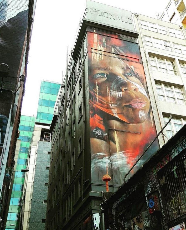 (Street Art - Melbourne)
