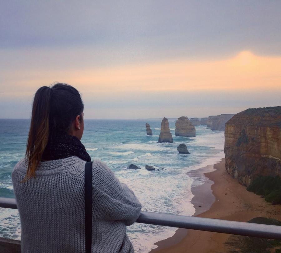 (12 Apostles- The Great Ocean Road)
