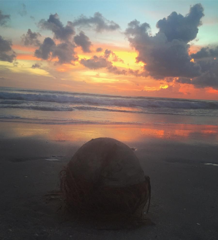 (Kuta Beach)