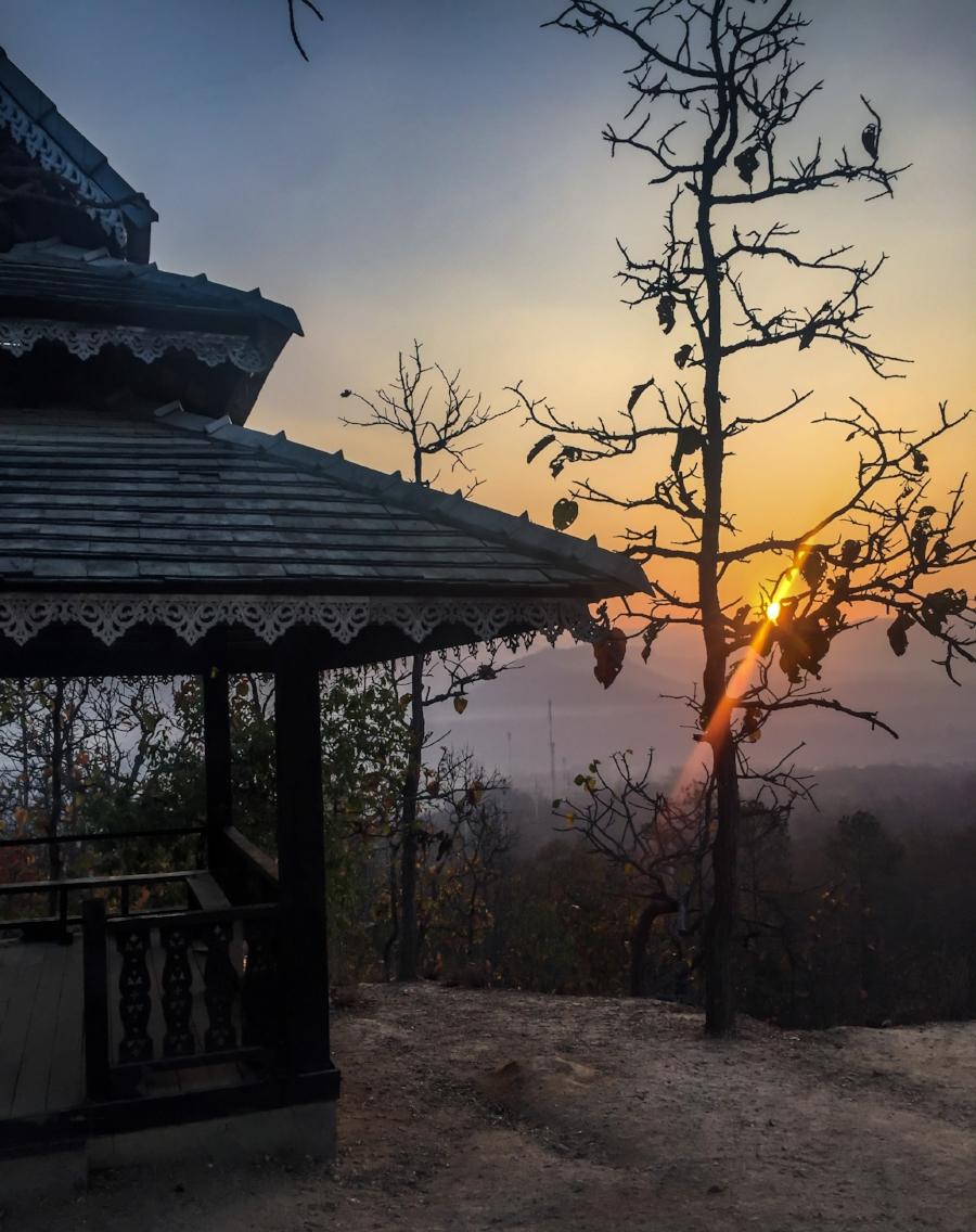 (The Canyon - Sunrise)