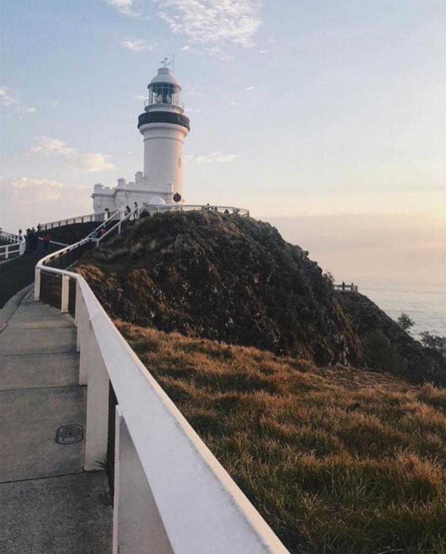 (The Light House - Byron Bay)