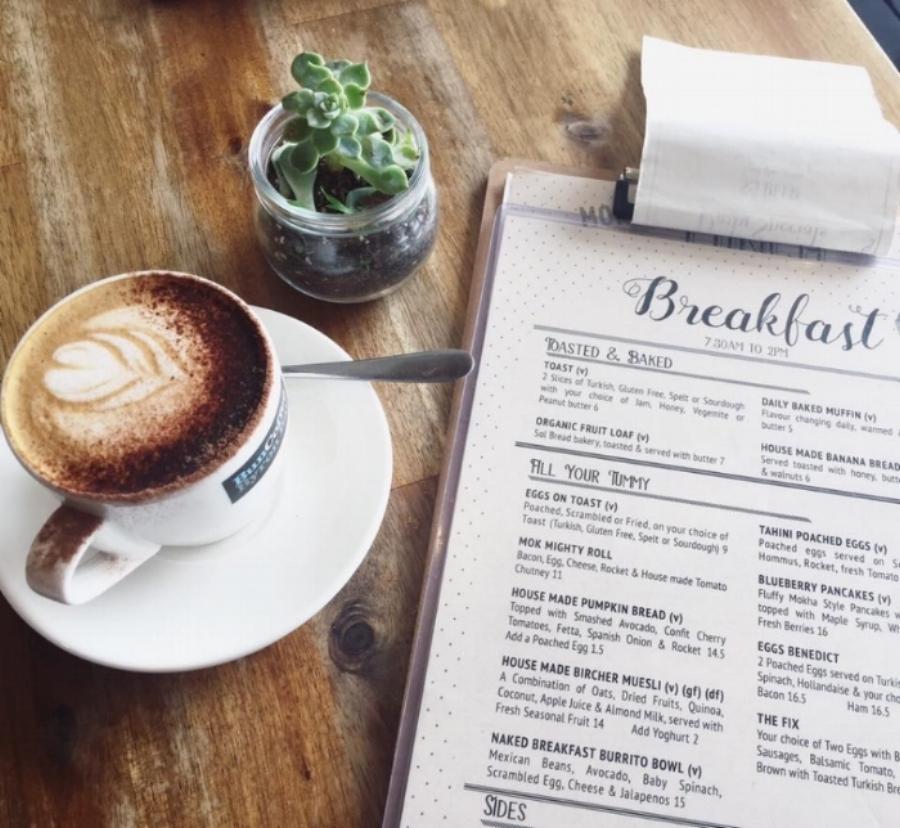 (Bay Leaf Cafe - Byron Bay)