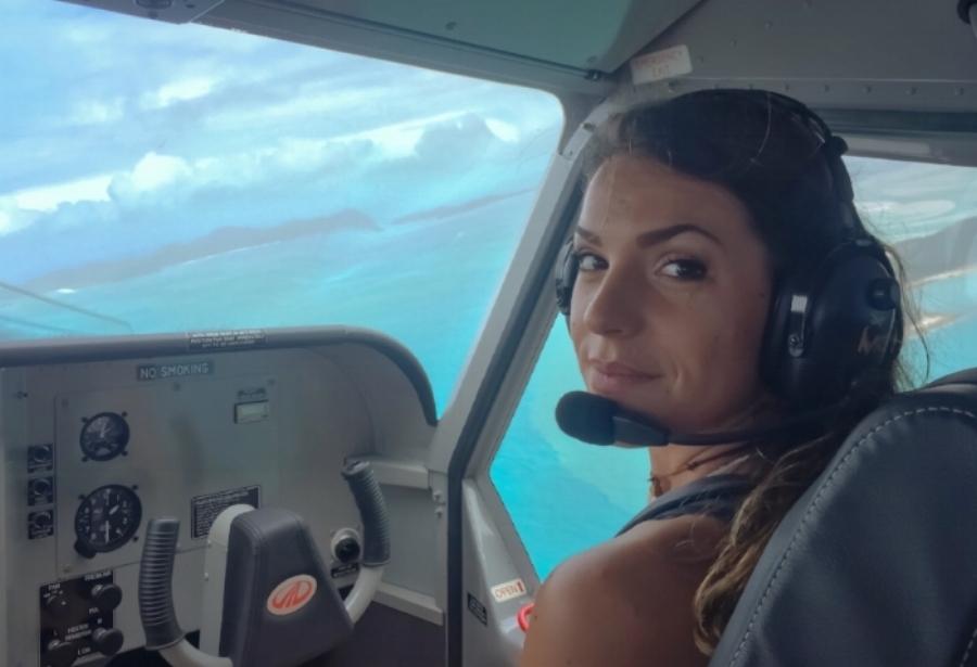 (In the Sky - GSL Aviator)