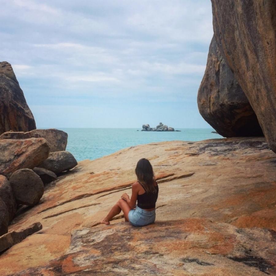 (Balding Bay - Magnetic Island)