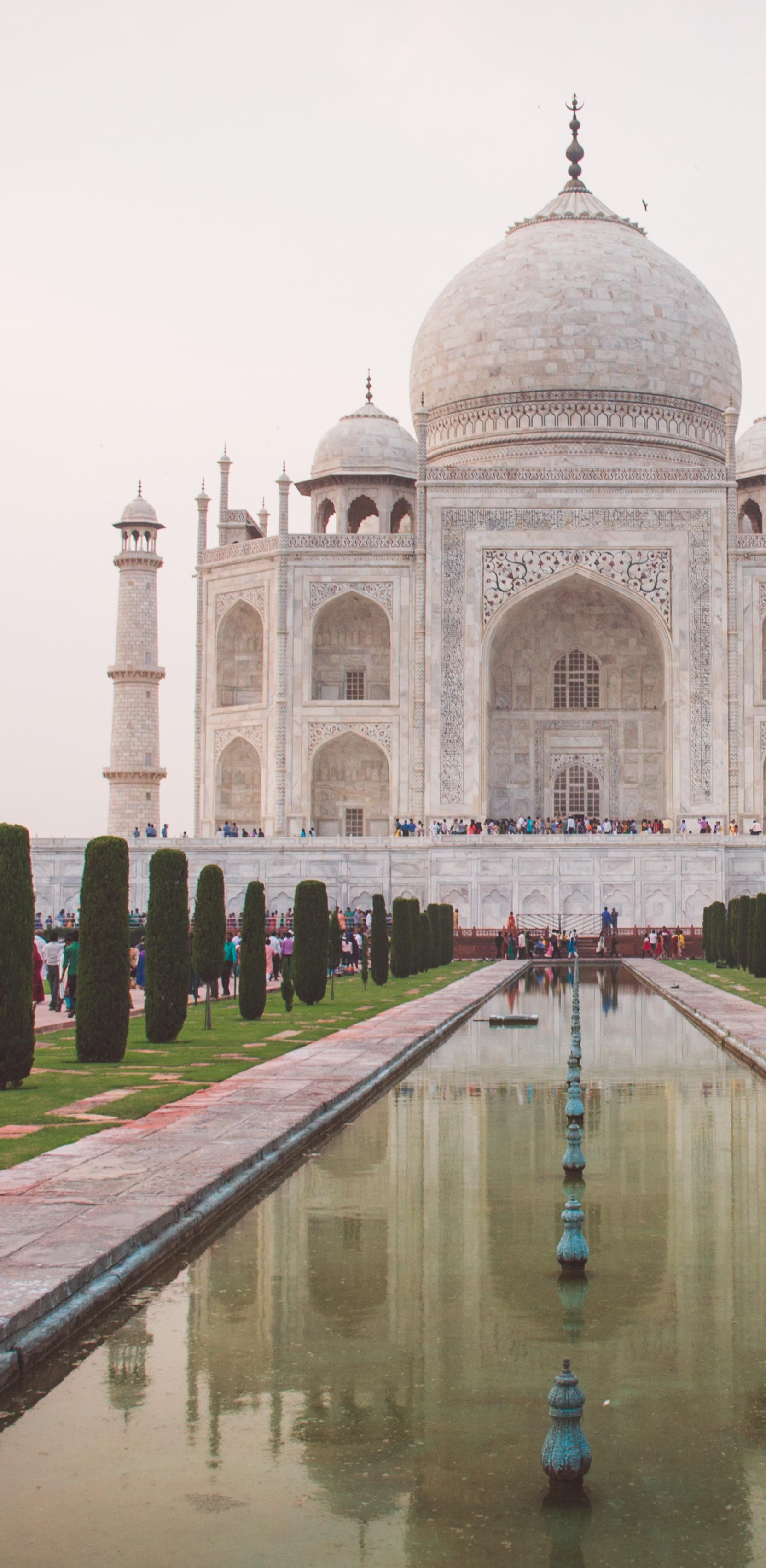 Taj Mahal cropped pixabay CCO license
