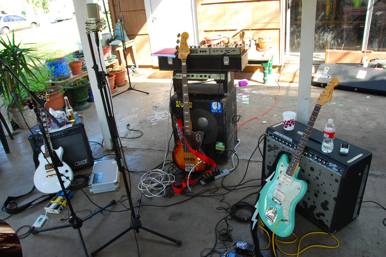 Jamming with Kaos Radio, Austin Texas.jpg