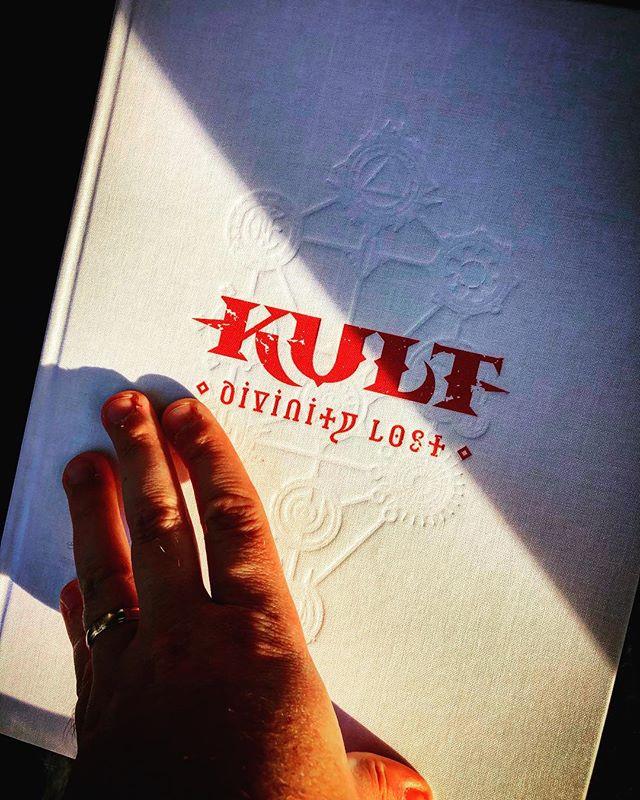 """""""And so, the sun sets for the last time."""" #stockholmossuarium #sthlmossuary #kult #kultdivinitylost #helmgast"""