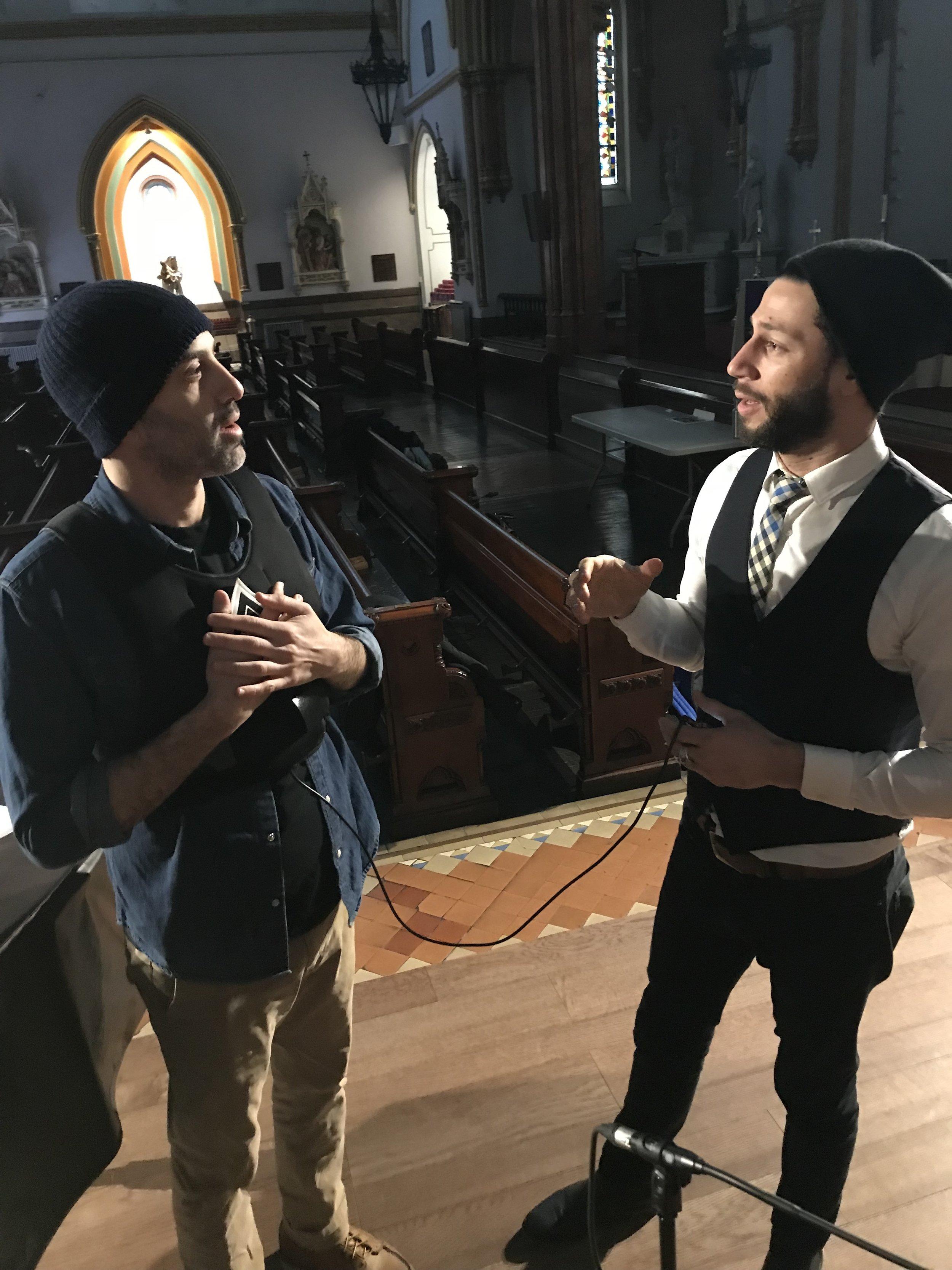 Collaboration Talks with Misha Jones, creator of Stereocilla
