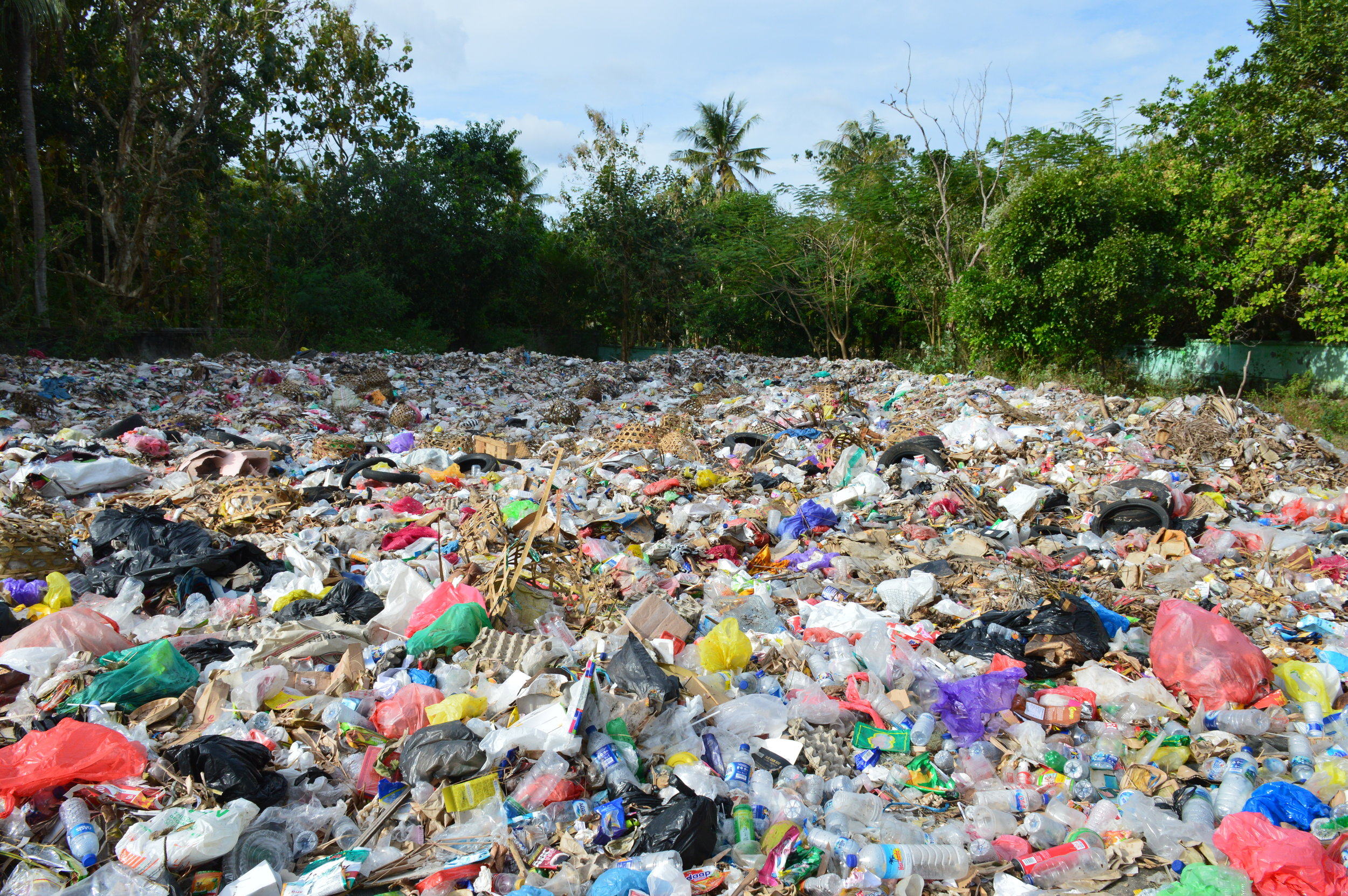 The Challenge of Waste and Recycling on Islands