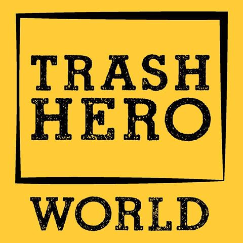 SUPPORTER OF NGO  TRASH HERO