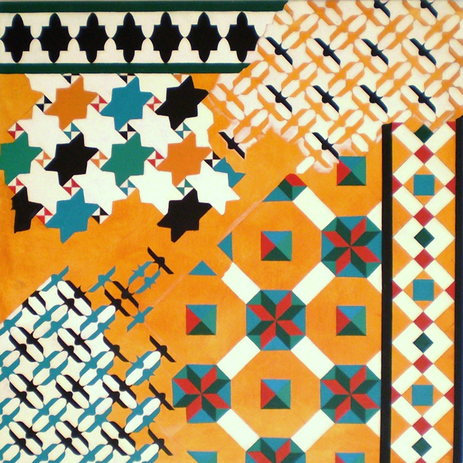 Sueño de Alhambra II