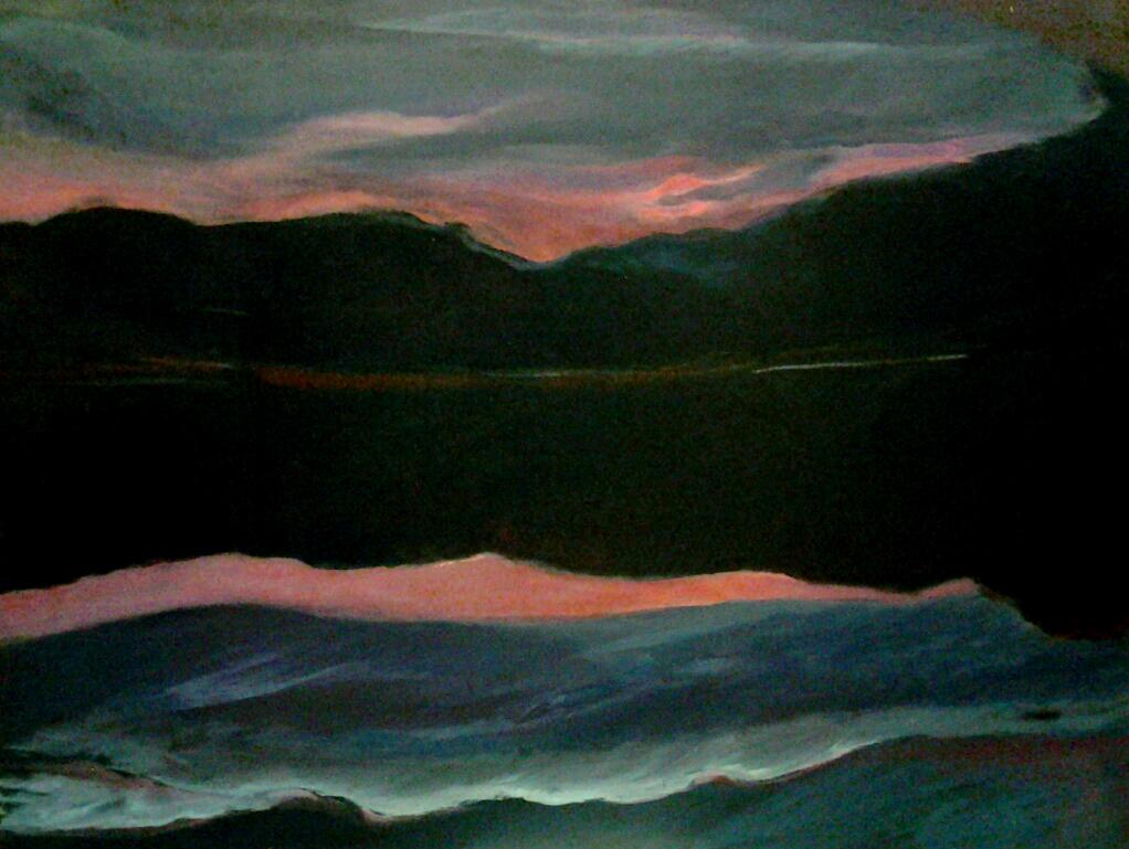 Mysterious Landscape II