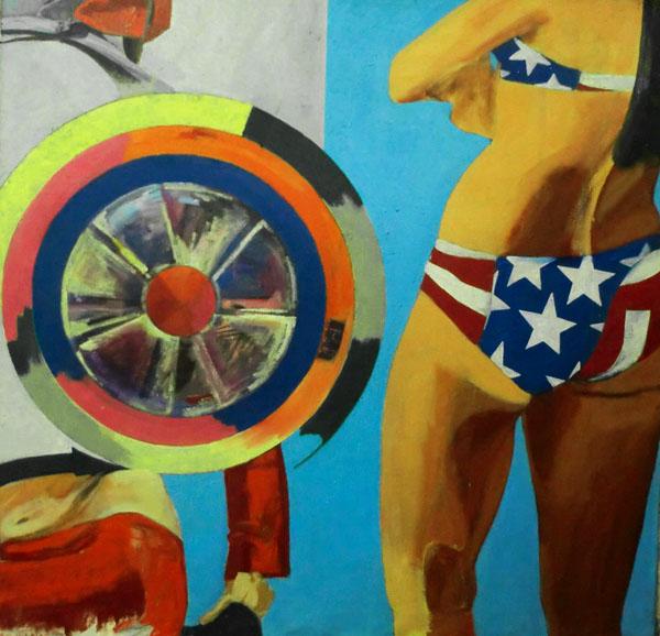 Moto Bikini