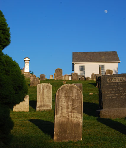 """The first record of Bethel Chapel is Freeborn Garretson's journal for Sunday, March 10, 1793. After staying at the Croton Manor House, Garretson reports, """"I preached in the new church to a few.""""     Francis Asbury, who became the first bishop of the Methodist Church in America in 1784 and founded the Methodist system of circuit-riding, preached at Bethel in 1795, 1812 and 1817."""