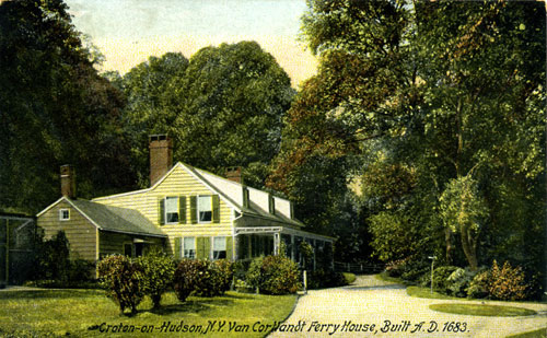 Van Cortlandt Ferry House