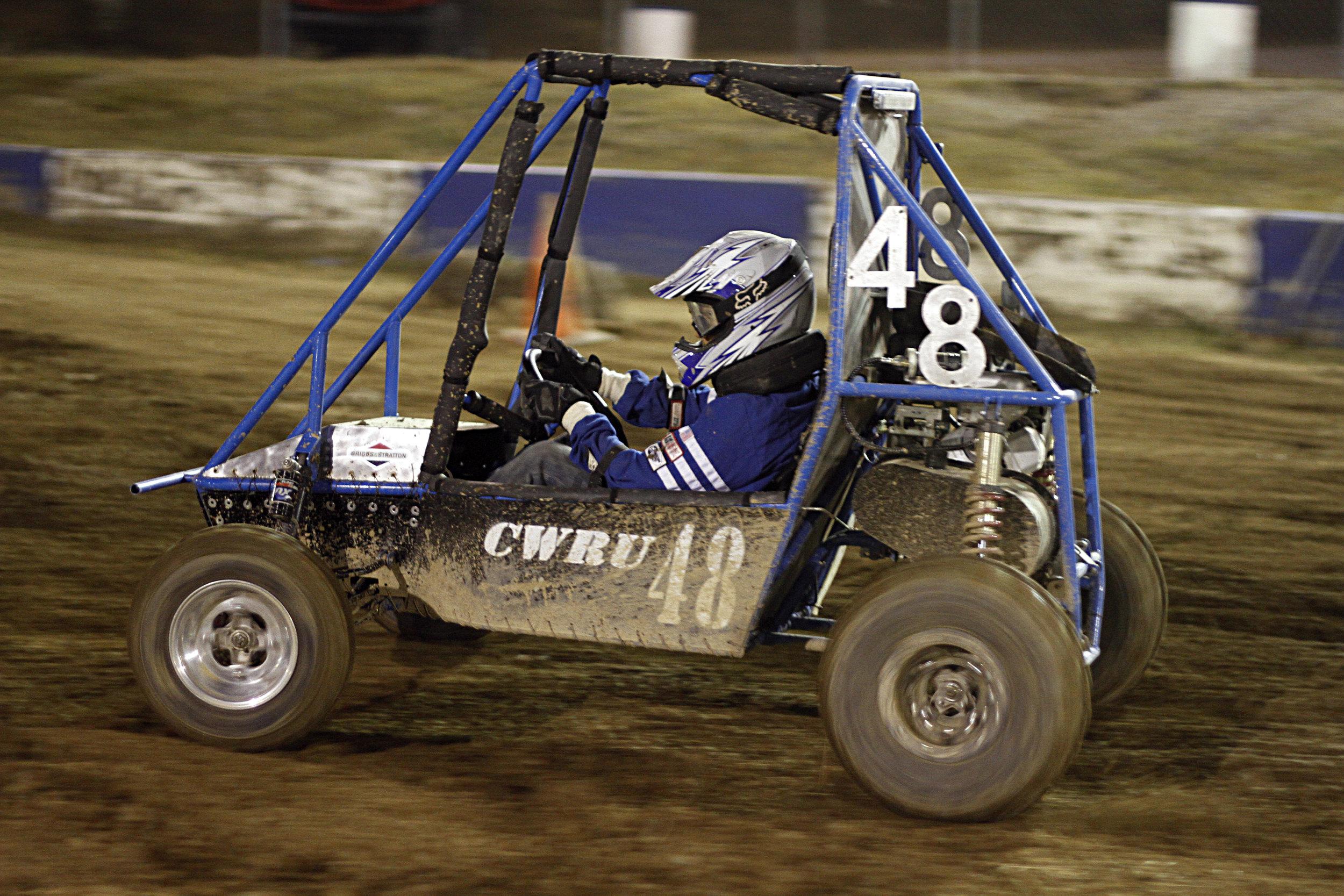 2nd Place: Case Western Reserve University - Car# 48 | 58 Laps