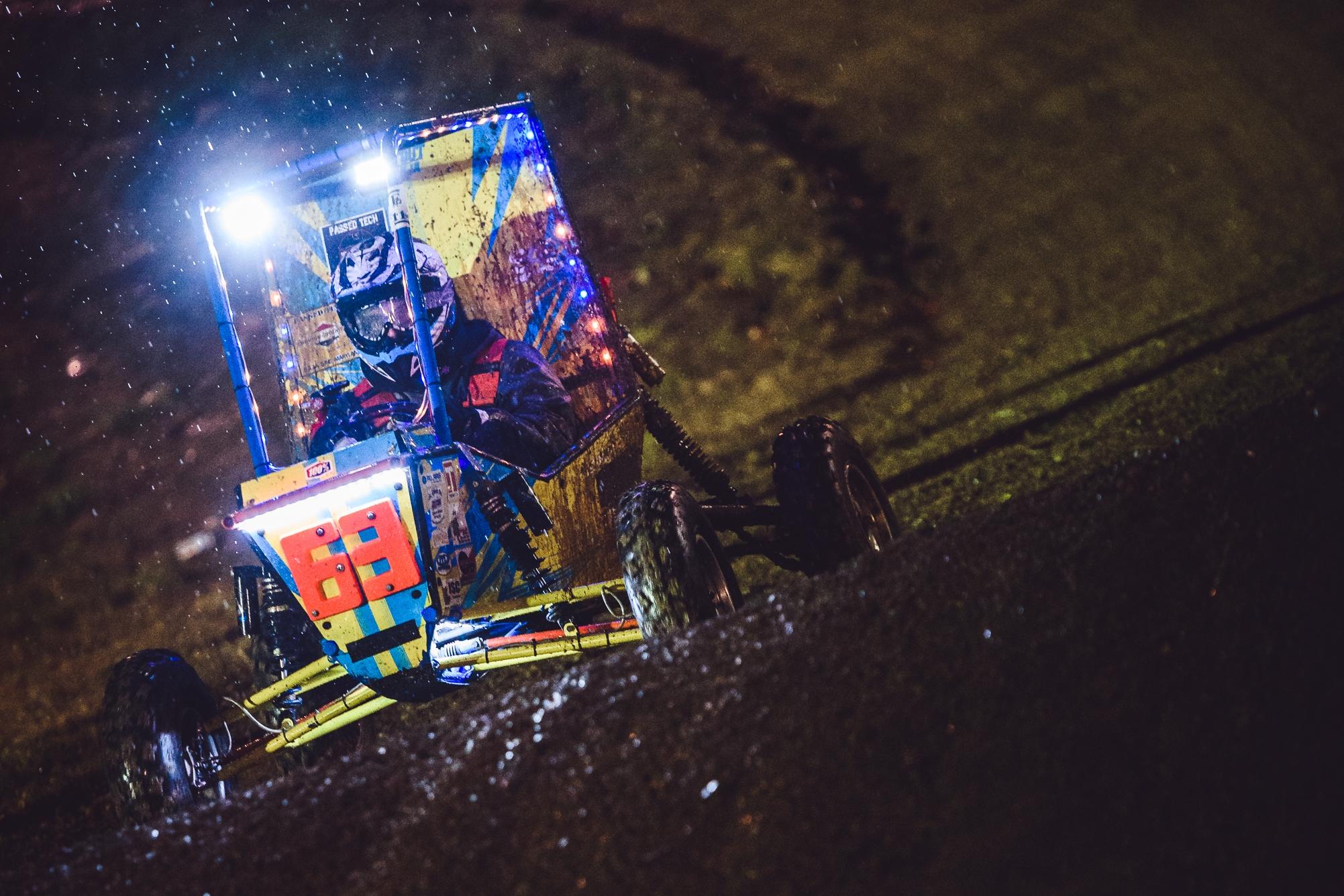 1st Place: University of Wisconsin - Stout - Car# 63 | 54 Laps