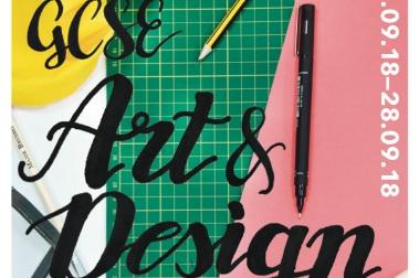 GCSE Art and design exhibtion 2018 -