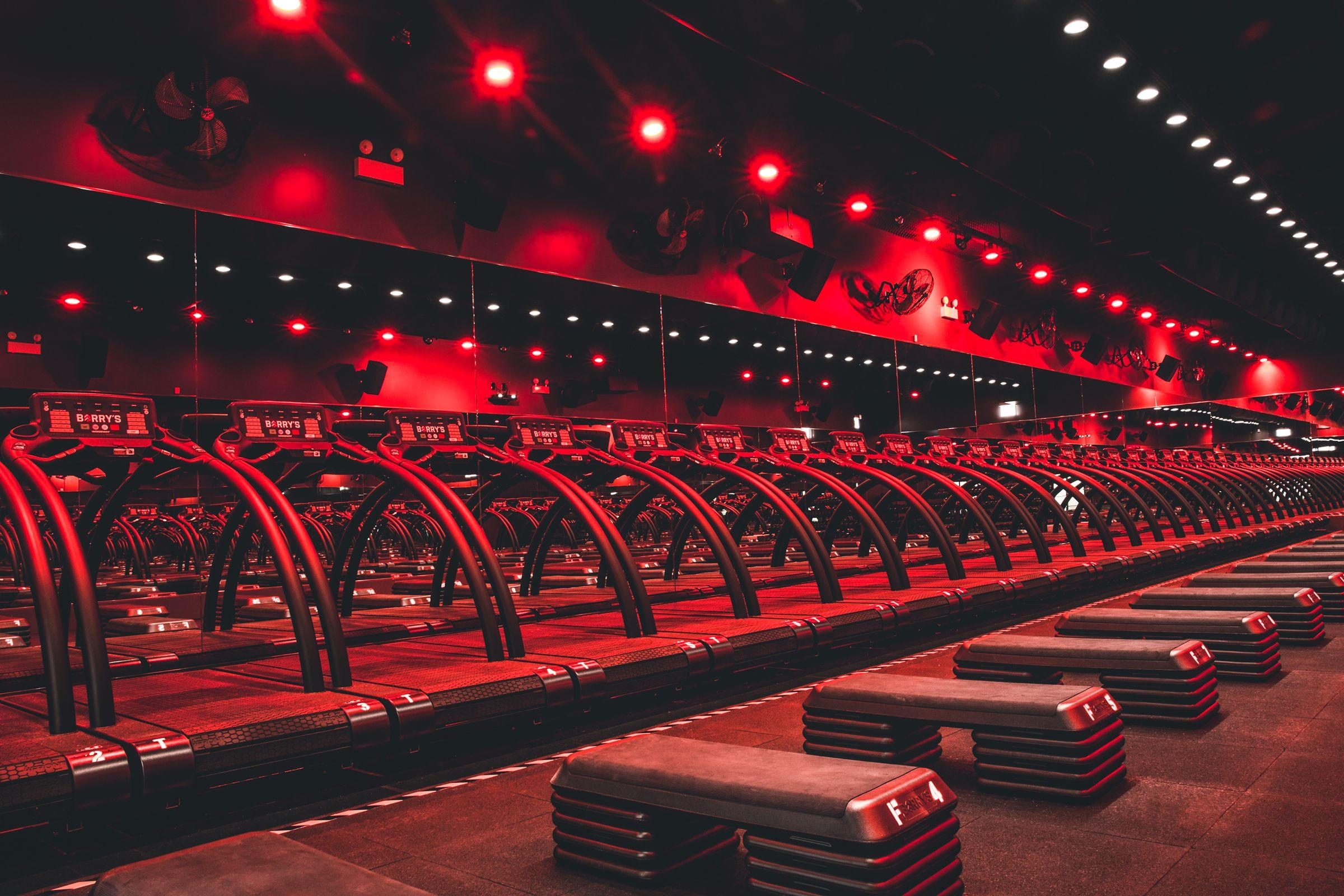 © Barry's Bootcamp