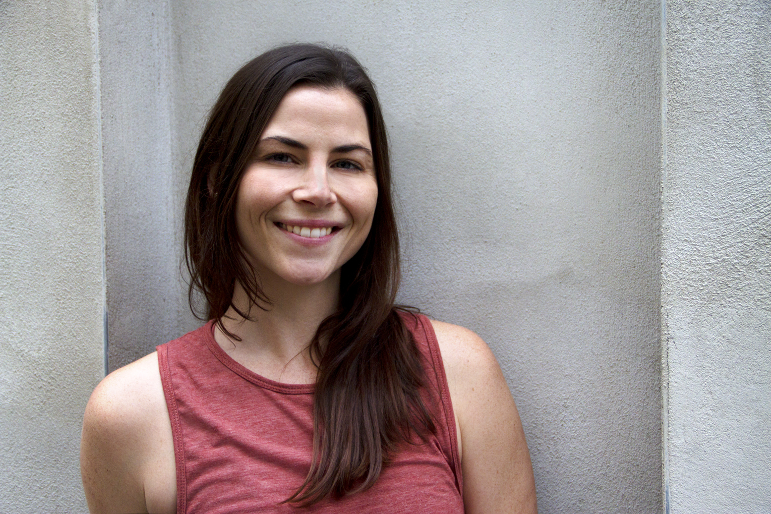 Sweetheart Kate R. - Kate is one of BECYCLE's beloved Yin Yoga and Meditation teachers.