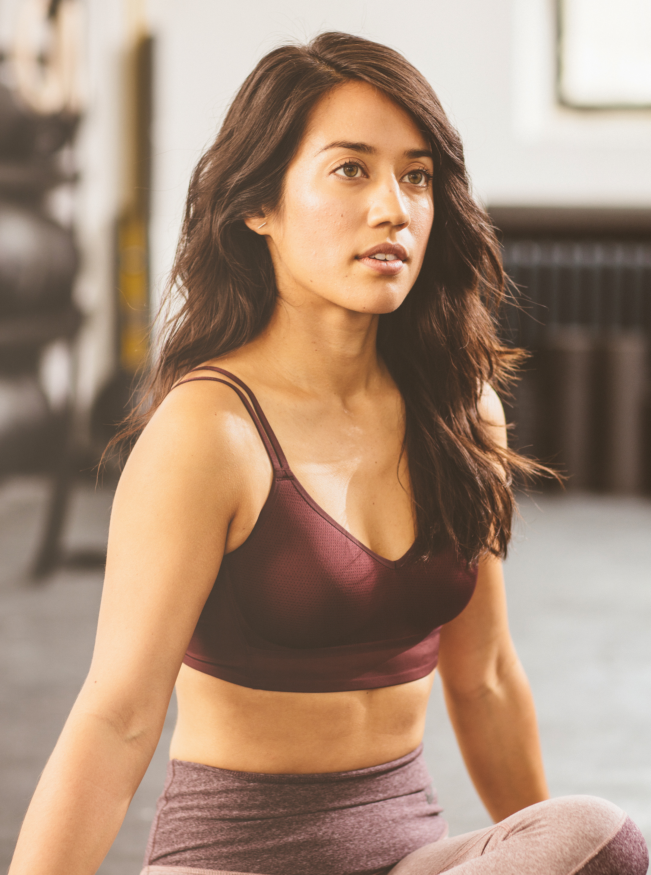 SWEAT WITH STEPH - Don't let her sweet smile fool you, Steph's Power Yoga classes will make you sweat, and her deep Yin can only be described as intense!