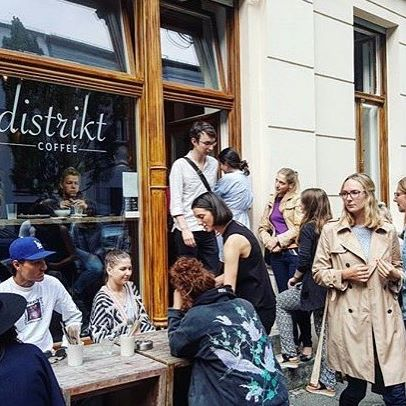 DISTRIKT COFFEE - Bergstraße 68, 10115 BerlinBe prepared to queue for this industrial chic Mitte hang. (Expert Tip: go alone and they will always slip you in ahead of the line!) With a combination of coffee using beans from three of my most beloved cities – The Barn Berlin, Belleville Paris, Ozone London, as well as a gorgeous selection of herbal teas and breakfast plates, this is an absolute must do.Source: Instagram