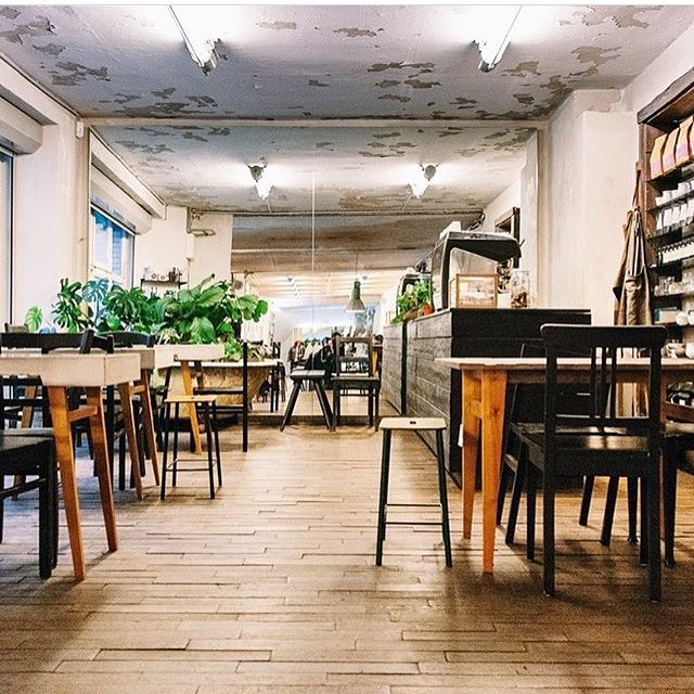 COMPANION COFFEE - Oranienstraße 24, 10997 BerlinThink Soho House's The Store, but In Kreuzberg. Not the warmest space to hang out in but really great coffee by some The Barn alumni.Source: Instagram
