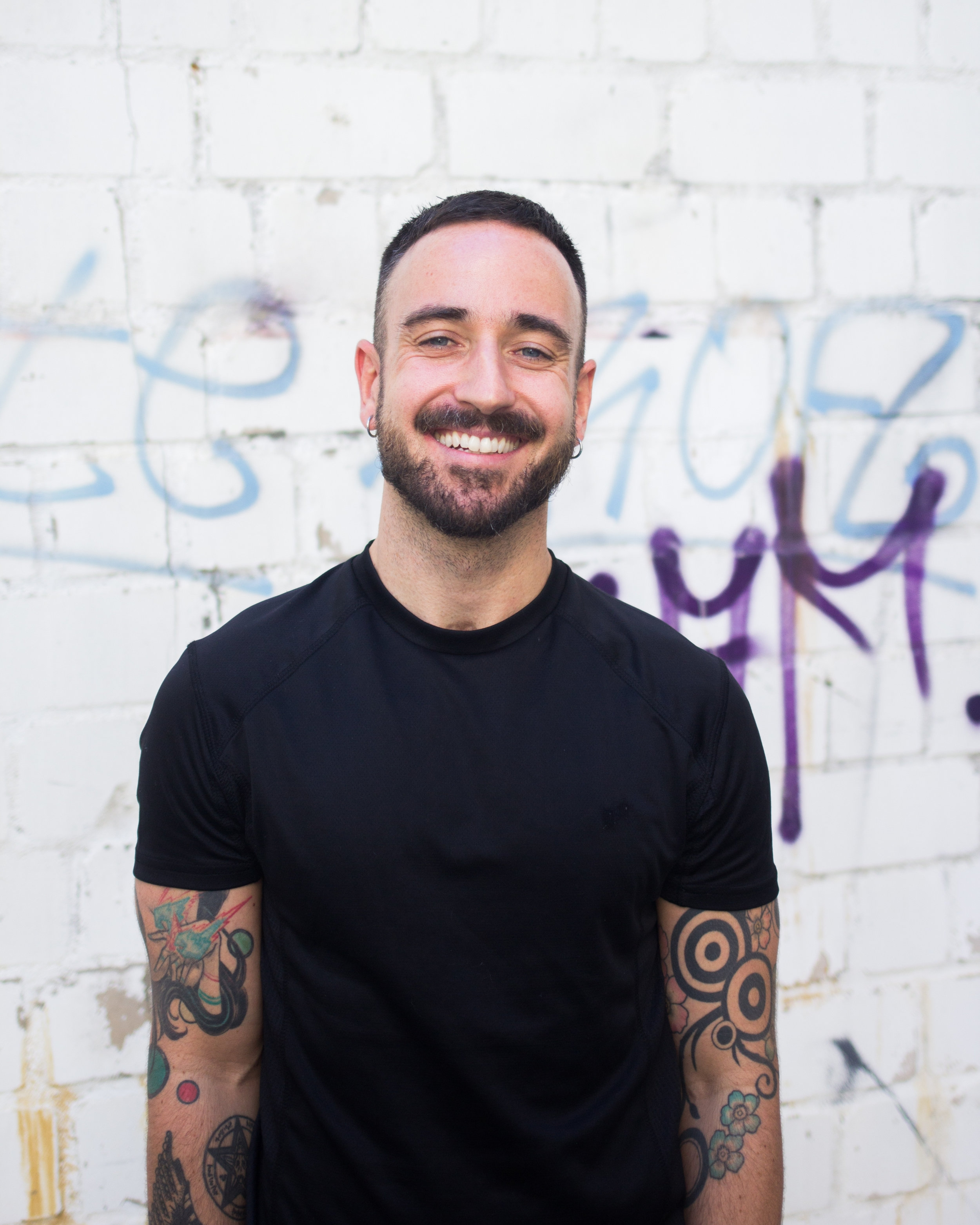 CONFIDENT CRAIG - This Welsh native has been a fitness fanatic all his life, and as a certified Stages Cycling instructor and power yoga teacher, he knows how to push your body to its limits during his RIDE class. Craig loves underground, electronic music, so prepare to be transported to a Berlin club as soon as you walk through the door!