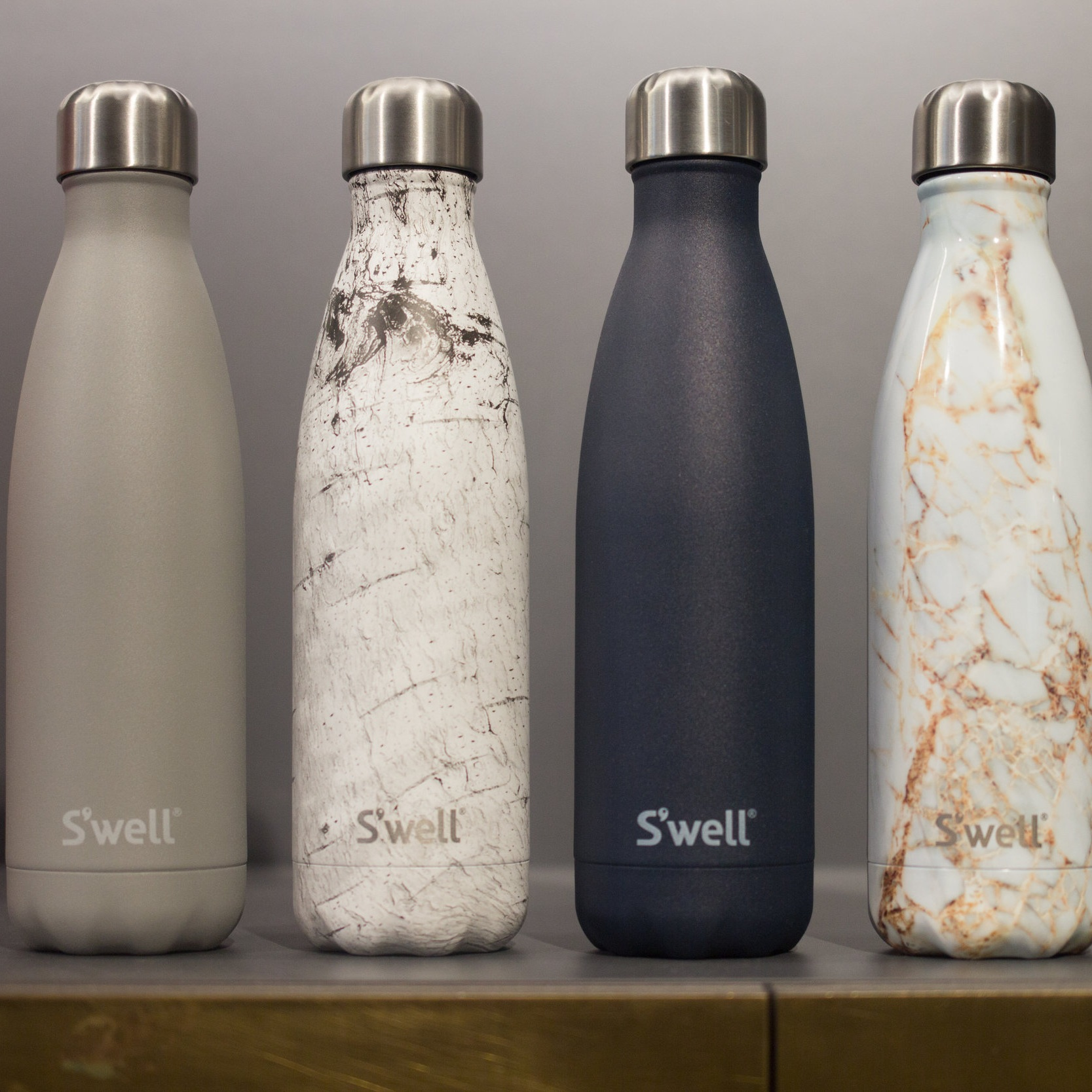 1. REUSE - A discarded plastic bottle takes more than 500 million years to decompose. Investing in a reusable water bottle is a step in the right direction.Have a look at the eco-friendly bottles we offer, such as the triple-walled S'well bottles. And in case you forgot to bring your bottle, you can rent a BPA-free one from us and re-fill it with our filtered Leogant water.