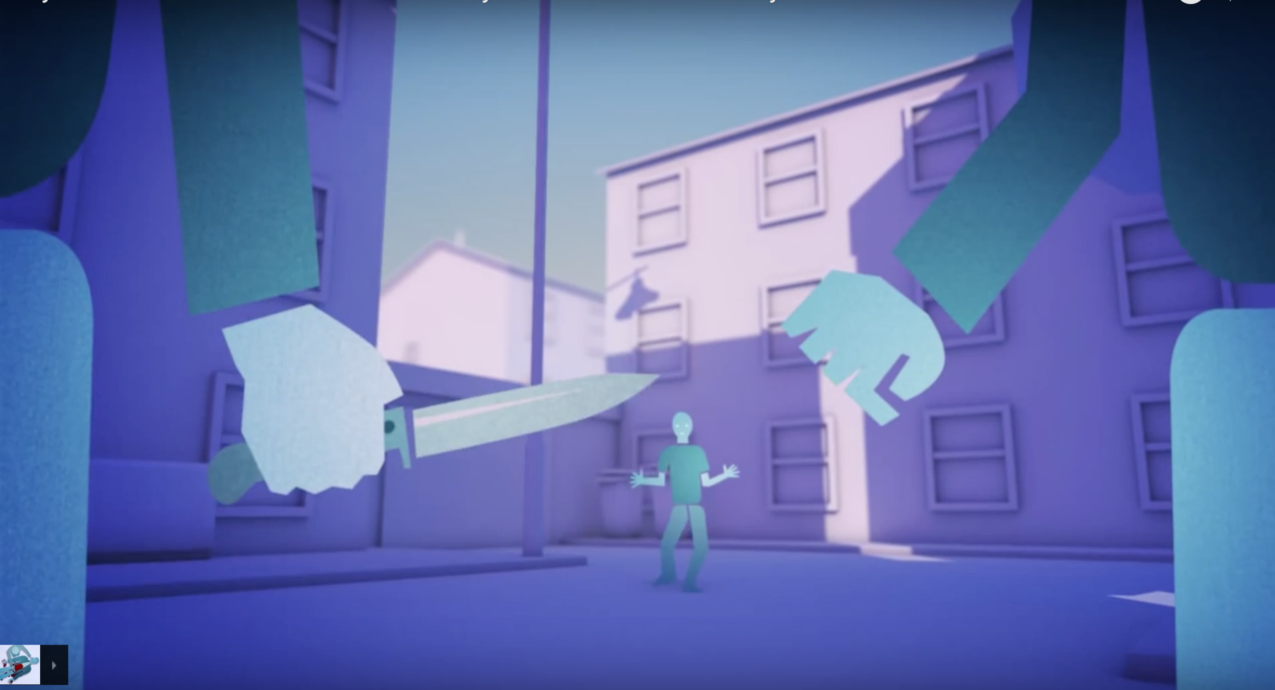 BRITISH RED CROSS - Art Against Knives partnered with British Red Cross to produce animated films depicting real-life stories from three young Londoners. The animations help to share life-saving first aid for knife attacks.