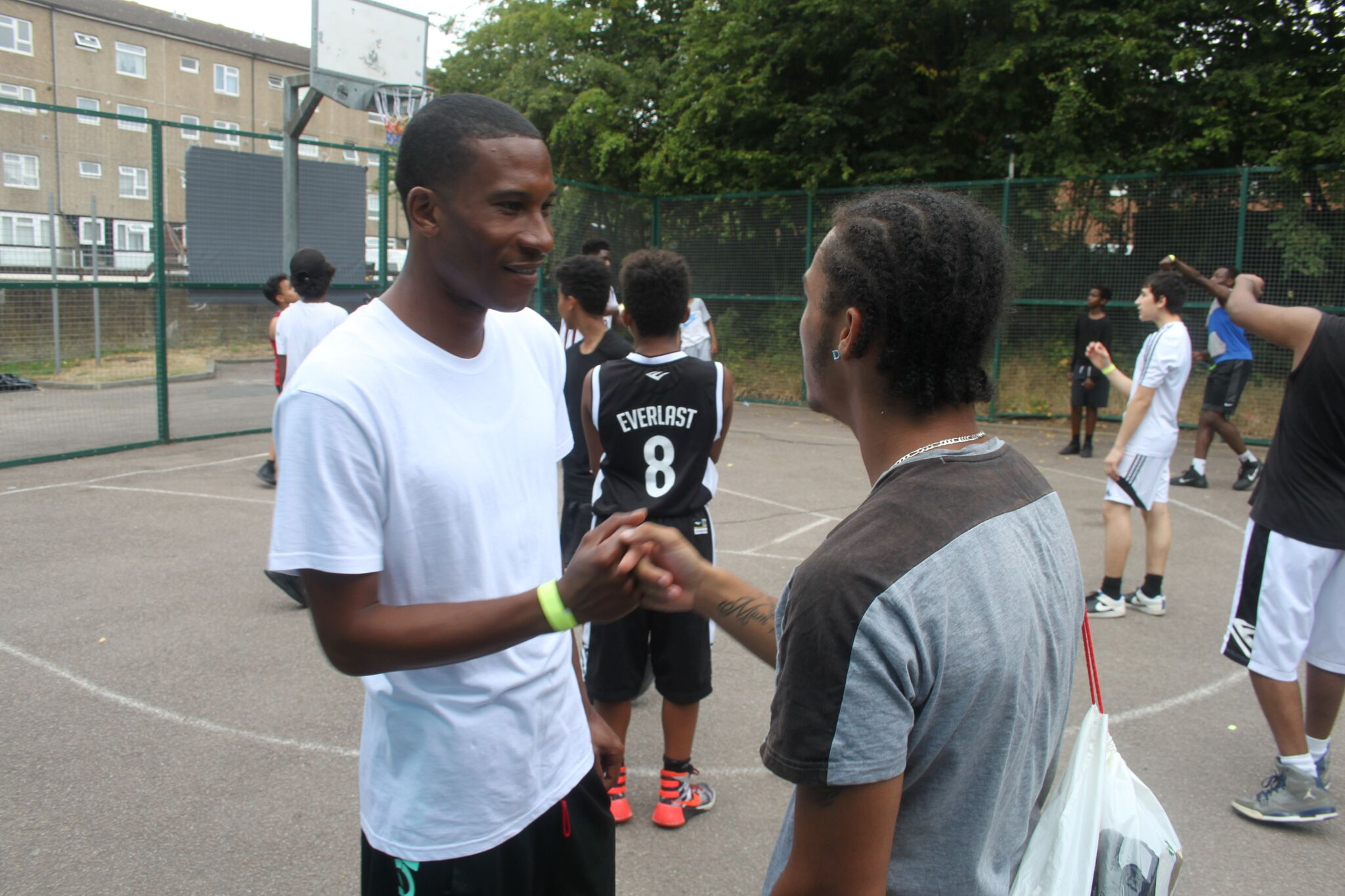 STUDIO N2 - A local partnership between Art Against Knives, The Grange Big Local and Barnet Homes to reduce serious youth violence and safeguard young people in the N2 community in London.