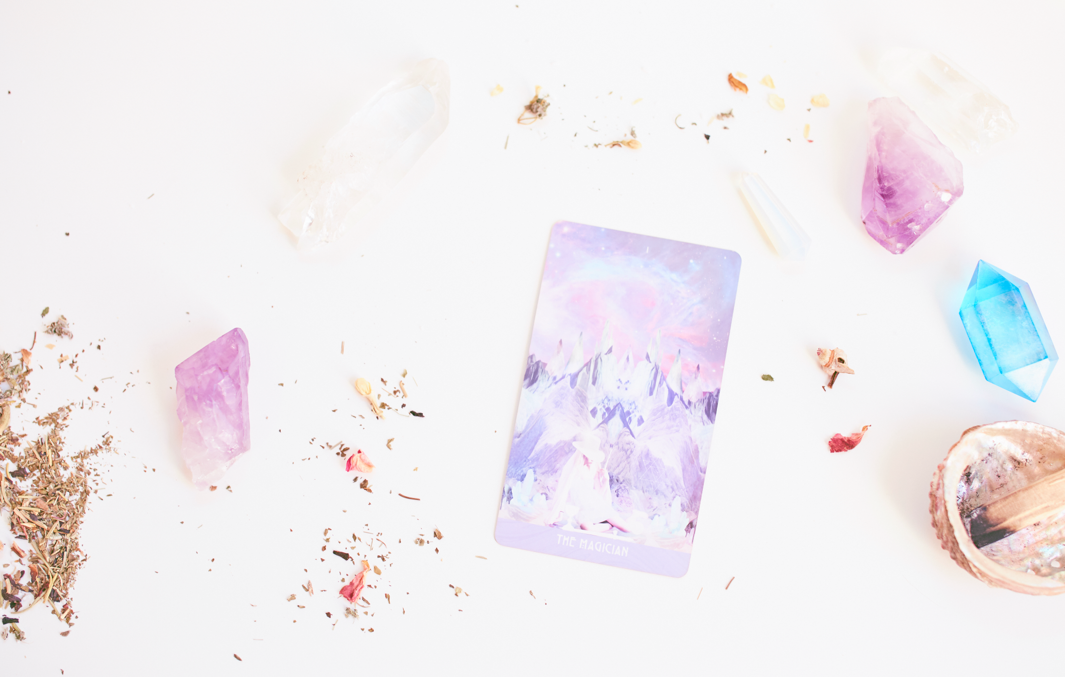 Witchy Wellness - Create your own cosmic Self-Care practice.
