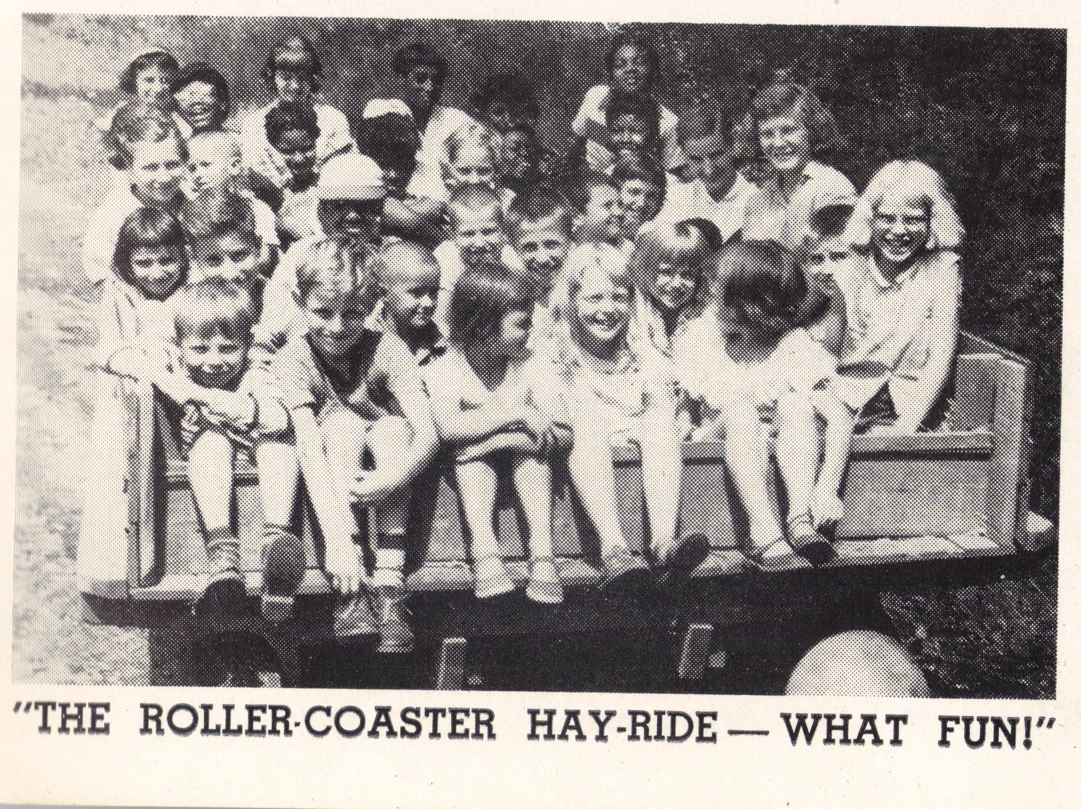 hay ride 1956.jpg