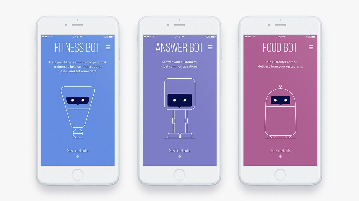BotBot provides bot access for the small business masses, quickly, easily, and at no cost