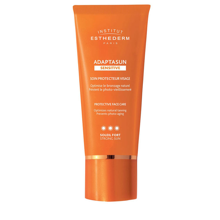 Institut Esthederm - Adaptasun Sensitive Skin Face Cream Strong Sun