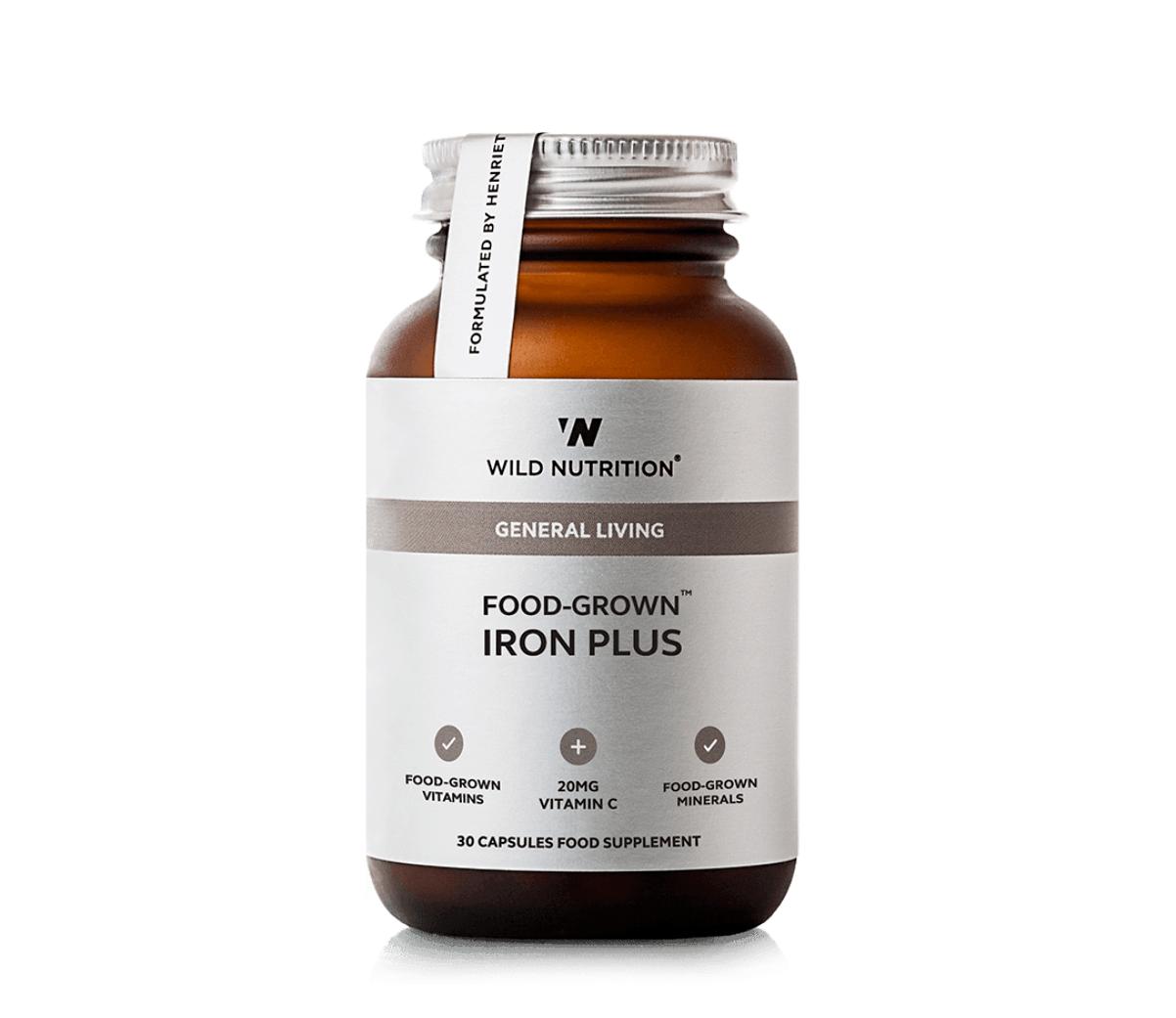 Wild Nutrition - Iron