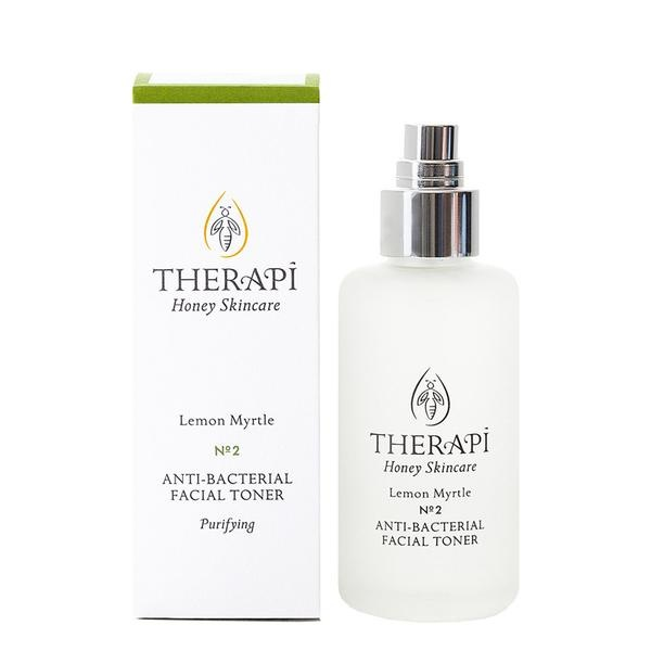 THERAPI LEMON MYRTLE ANTI-BACTERIAL FACIAL TONER