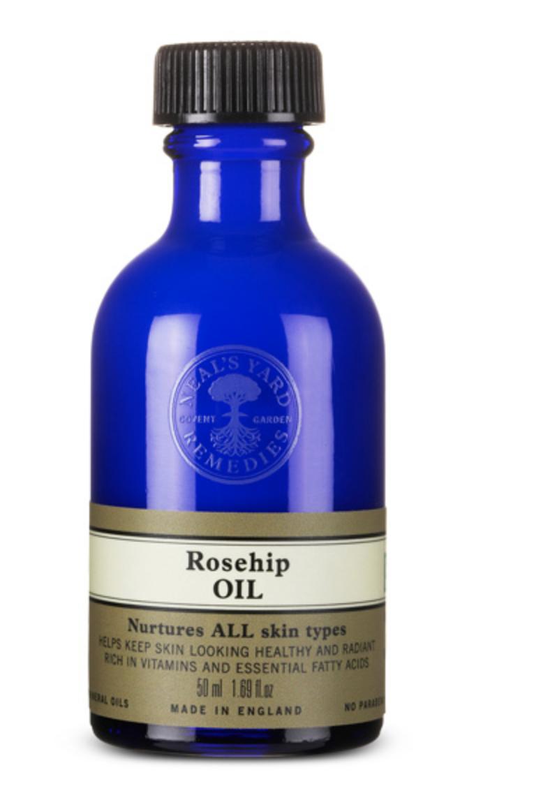 Organic Rosehip Oil
