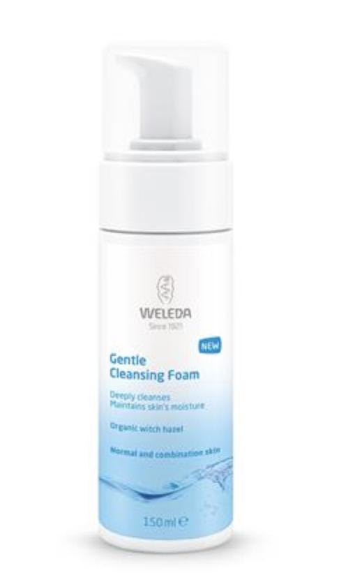 Weleda Gentle Cleansing Foam