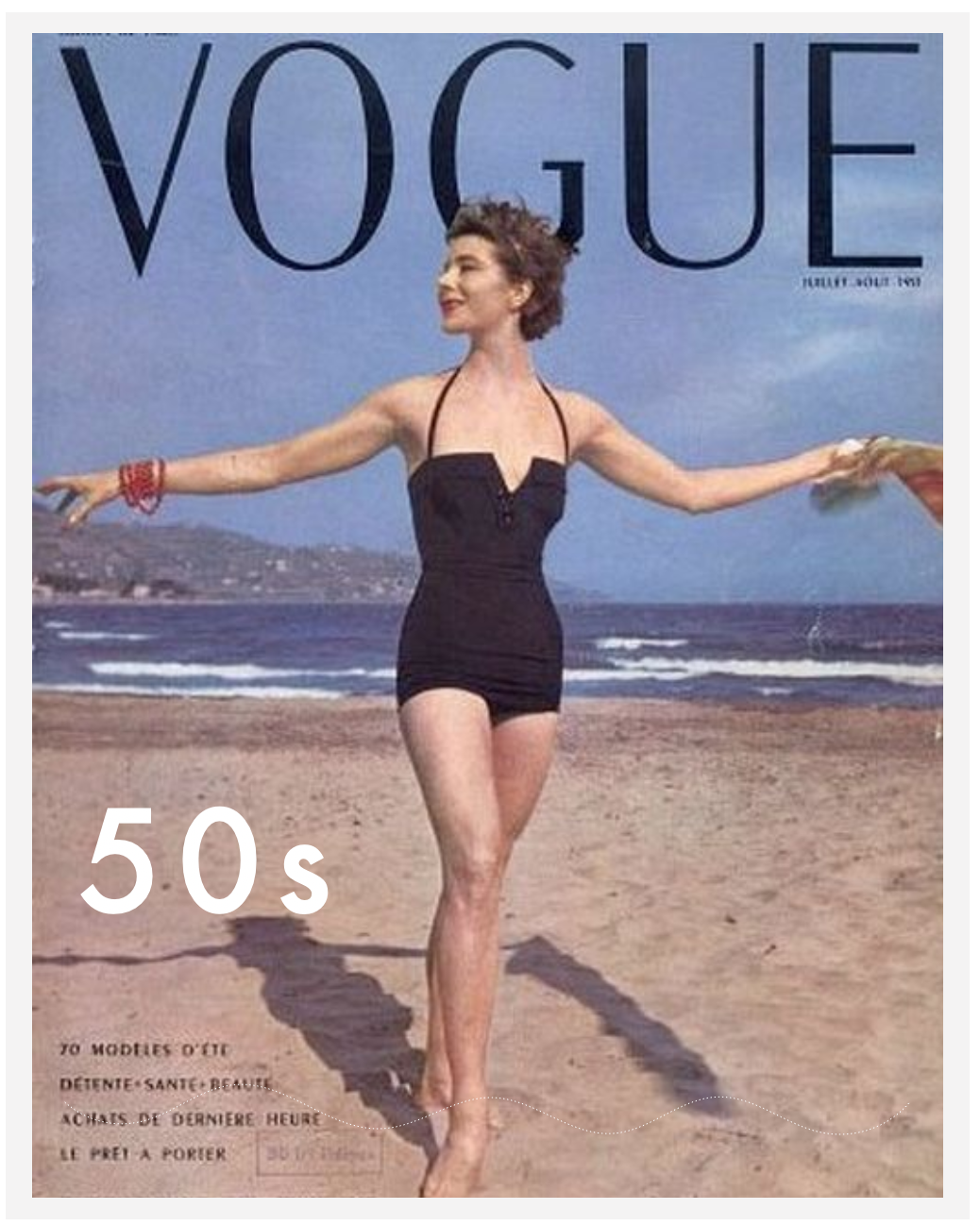 50s - Embrace your Skin