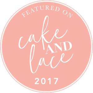 Cake and Lace wedding inspiration shoot