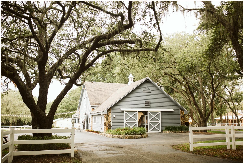 The Lange Farm Wedding Venue in Florida