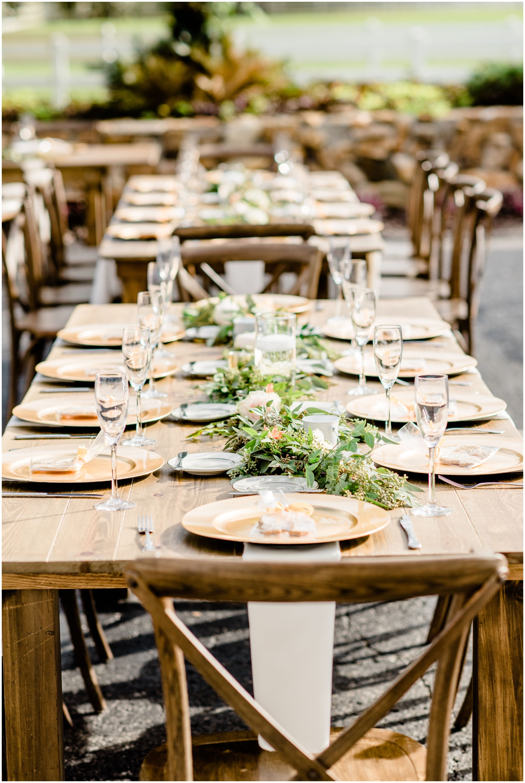 Wedding tablescape inspiration