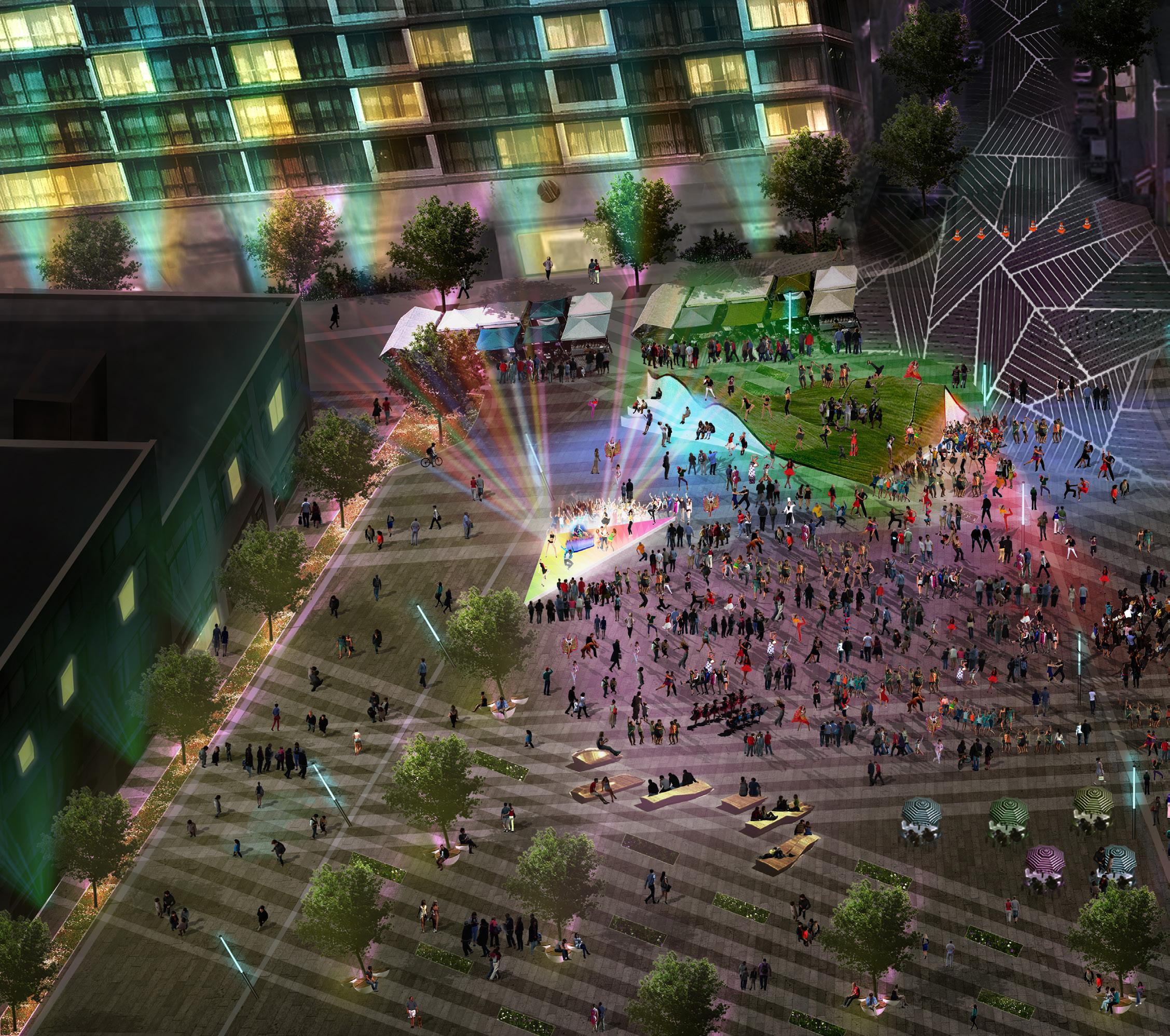 CCB Plaza Vision
