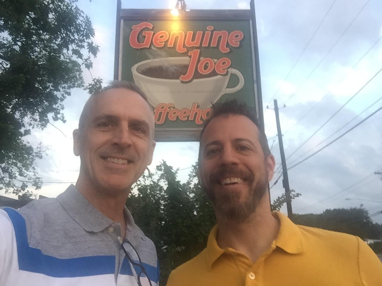 Genuine Joe Coffeehouse - Austin