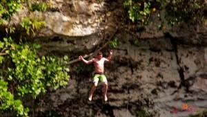 Cliff Jumping Dudu