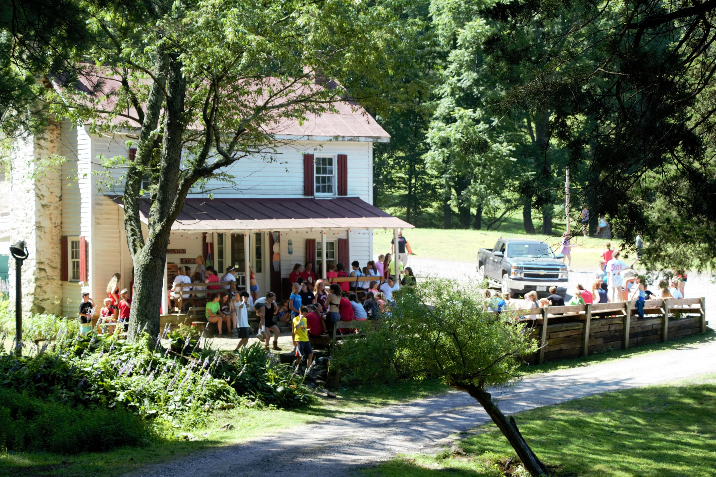If you are interested in our offerings at the Camp Store check out our  Food + Meals!