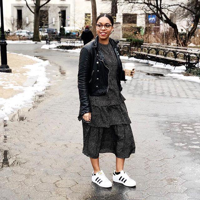 ✨ . . #Newyork #stylediaries #stylegram #style #prgirl #newyorklifestyle #nyclife #blackswhoblog #melanin #blackgirlswhoblog #browngirlbloggers #stylefile #whatiwore #ootd #thekljway #instafashion #outfitpost #streetstyle #nyfw