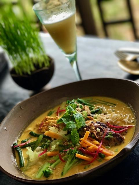 Photo Courtesy of Jenna Tasker. Sublime Bali Dinners.