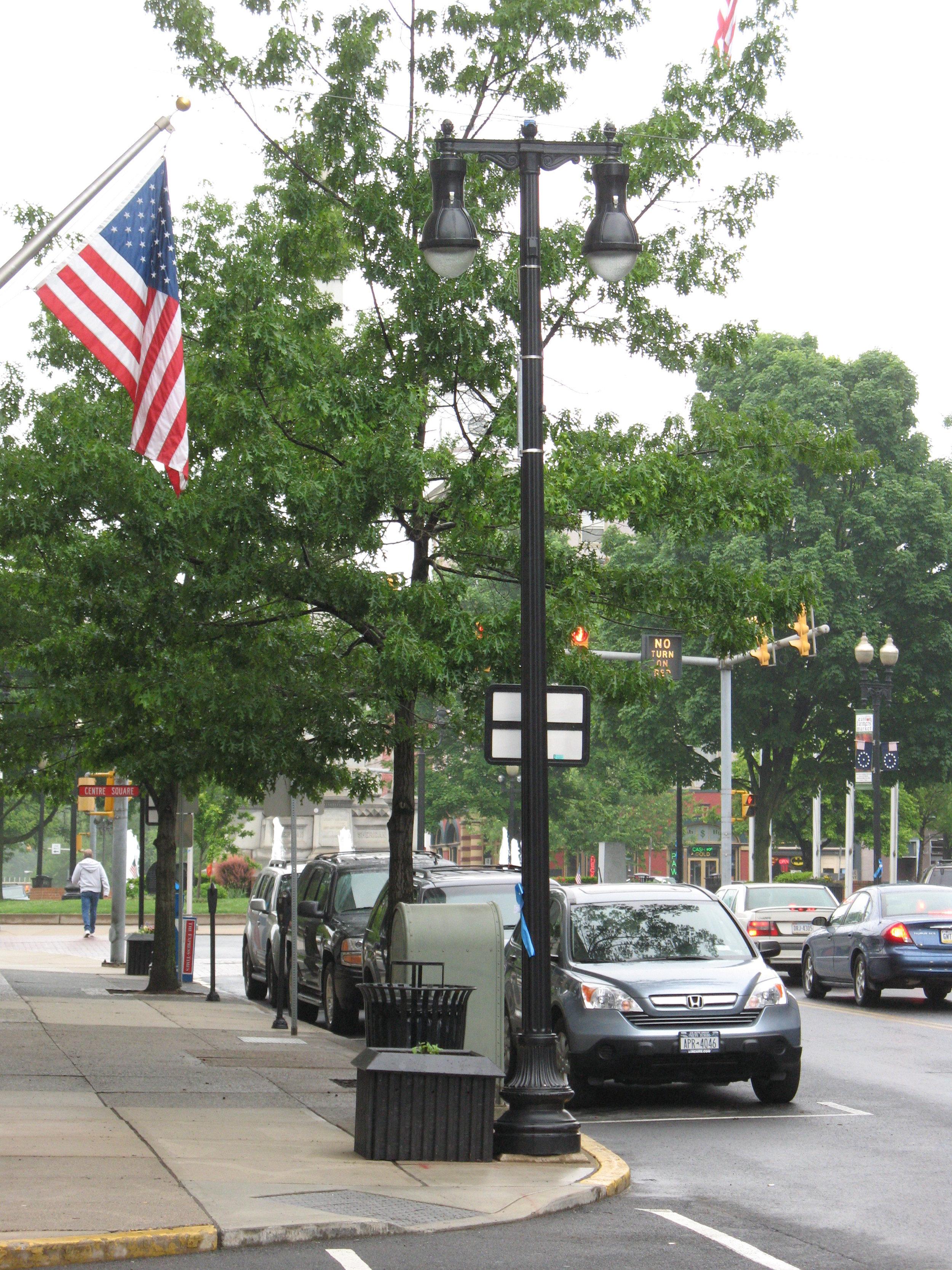 Easton, PA streetscape